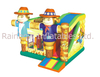 Outdoor Commercial Inflatable Scarecrow Theme Combo