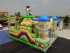 Outdoor Commercial Inflatable Animal Funland Theme Playground