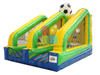 China Cheap Inflatable Soccer Kick Soccer Goal Game
