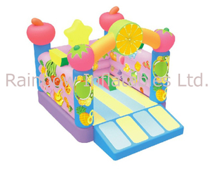RB01009(4x5m) Inflatable Colorful Fruit Bouncer for Kids