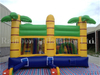 Outdoor Commercial Inflatable Jungle Elephant Combo for Children