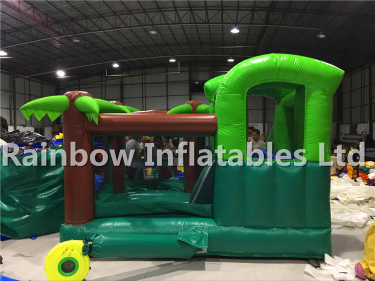 Small Indoor Inflatable Jungle Combo for Kids