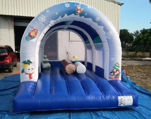 Inflatable Christmas Decoration Jumping Bouncer