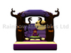 RB01143(3x4x3.5m) Inflatable Halloween Witch bouncer for sales