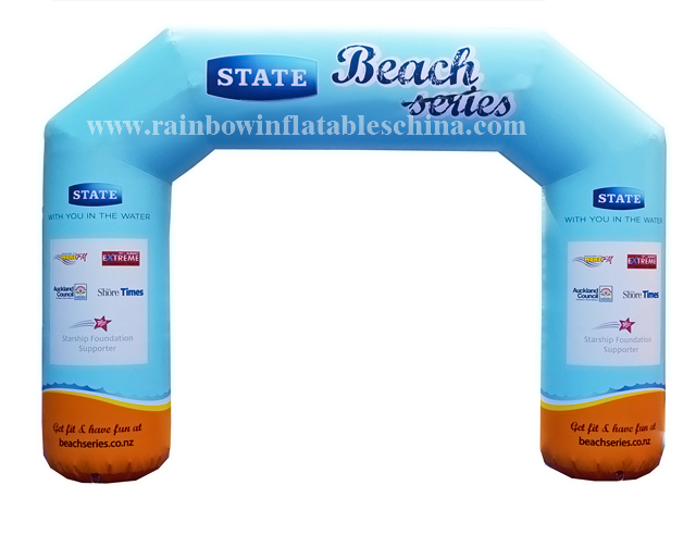 RB21023(5x3.5x1m)Inflatable arch cheap inflatable arch for sale inflatable air arch advertising