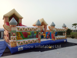 New Arrival Commercial Inflatable Egypt Theme Combo Playground