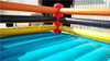 RB9110-1(6x6m)Inflatable boxing ring for sale
