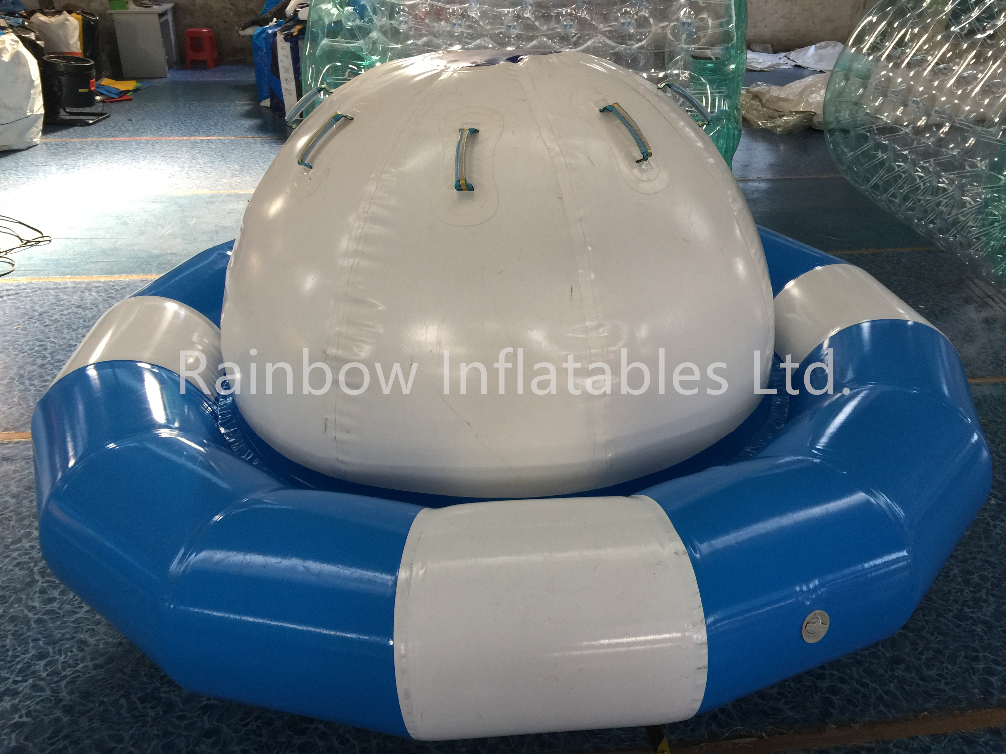 High Quality Outdoor Inflatable Spinner Water Toys Water Saturn for Sale
