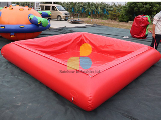 High Quality Commercial Inflatable Water Pool Swimming Pool for Slide