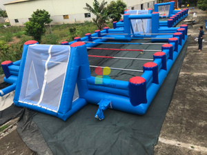Inflatable Sports Game Human Inflatable Table Football Games For Sale