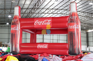 Coca-cola Misting Station Tent