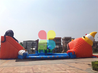 Hot Outdoor Commercial Inflatable Water Park Above Ground Water Park for Sale