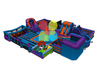 Cheap Huge Kids And Adult Inflatable Theme Park for Hot Sale