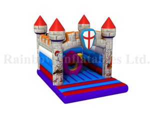 Small Indoor Durable Inflatable Castle for Kids