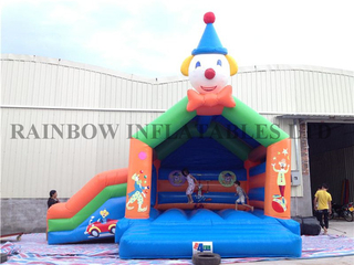 Small Indoor Inflatable Clown Bouncers