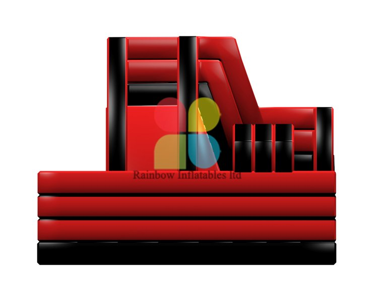 RB04148(9.5x6.5x5m) Inflatable giant obstacle funcity on sale new design