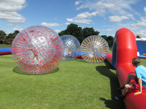 High Quality Outdoor Commercial Inflatable Human Ball Zorb Ball for Sale
