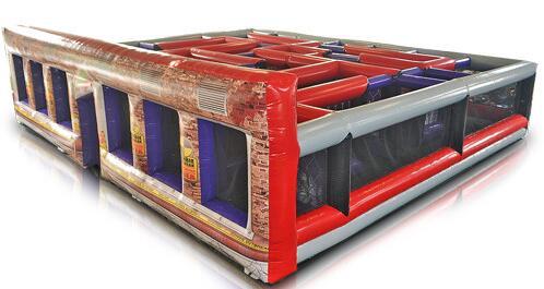 inflatable maze (1)
