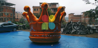 Crown Inflatable Models for Birthday Party