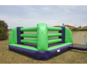 Inflatable Box Ring Game for Party
