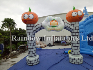 RB21044(3.5x3.5m)Inflatable Pumpkin Arch for Advertising