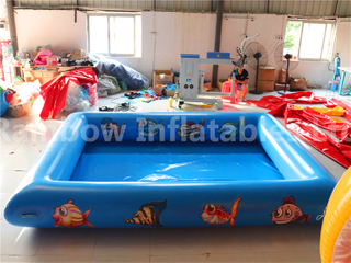 RB01048 (4x3m) Inflatable fish swimming pool hot sales