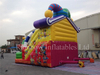 RB6059 I(6x5.5m)Inflatable Clown theme slide for kids