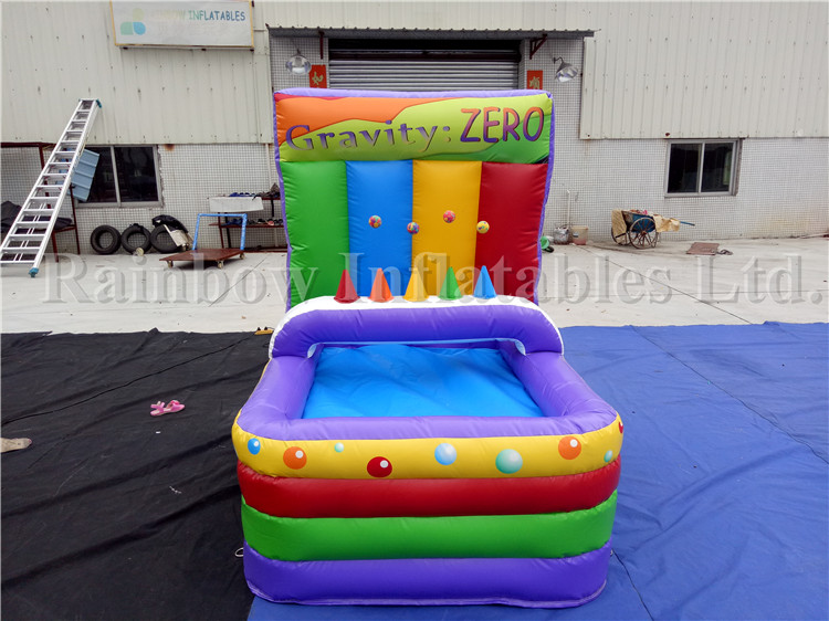Small Outdoor Durable Inflatable Carnival Games Potato Game for Children