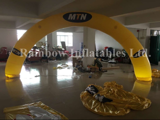 RB21040(5.5mh) Inflatable Rainbow New Arch for Advertising