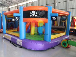 Mini Indoor Commercial Inflatable Combo for Sale