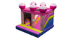 Pink Inflatable Combo Inflatable Jumping House for Girls