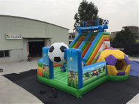 football slide obstacle