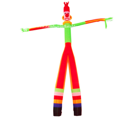 RB23012(5.5m)Inflatable sky air dancer dancing man/inflatable sky dancer for advertising