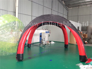 RB40004(3x3x3m)Inflatable Rainbow high quality air tight tent