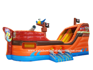 RB11005(8.5x4m)Inflatable New Arrival Pirate Boat for sale