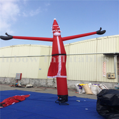 RB23016(6mh)Inflatable Father Chirstmas air dancer