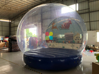 Inflatable Snow Globel