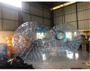 Top Quality PVC TPU Zorb Ball Human Hamster Ball Cheap Zorb Ball for Sale