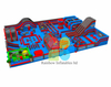 Customized Popular Amusement Park Kids Play Theme Park Indoor And Outdoor Playground