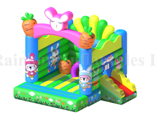 RB01003(4x4x5) Inflatable Animal House Bouncer