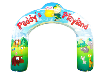 RB21024(3x2.5m) Inflatable arch cheap inflatable arch for sale inflatable air arch advertising