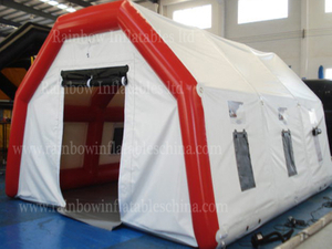 China Medical Tent, Anti Coronavirus Inflatable House Tent, Korean New Novel Coronavirus Severe Patient Transfer Tent