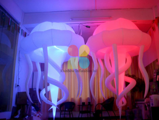 Event Decoration Cone Inflatable Jellyfish