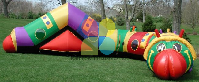 Inflatable Obstacle Course Rental for Kids Parties