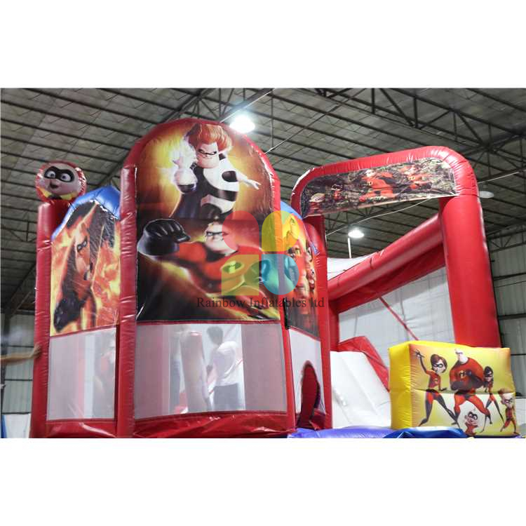 The Incredibles Jumps Party And Amusement Rentals