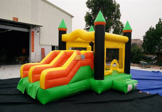 Outdoor Commercial Party Inflatable Castle for Kids
