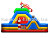 RB05072(7.5x7.5x5m)Inflatable Multi - functional vehicle Obstacle Course for sale