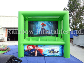 RB9044 (4x3m) Inflatable funny potato games/inflatable floating ball game