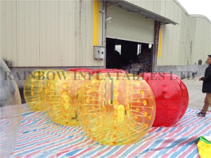Outdoor Sport Inflatable Bumper Ball Soccer Bubble Ball for Kids
