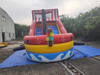 Indoor And Outdoor Inflatable Mini Pirate Boat for Kids